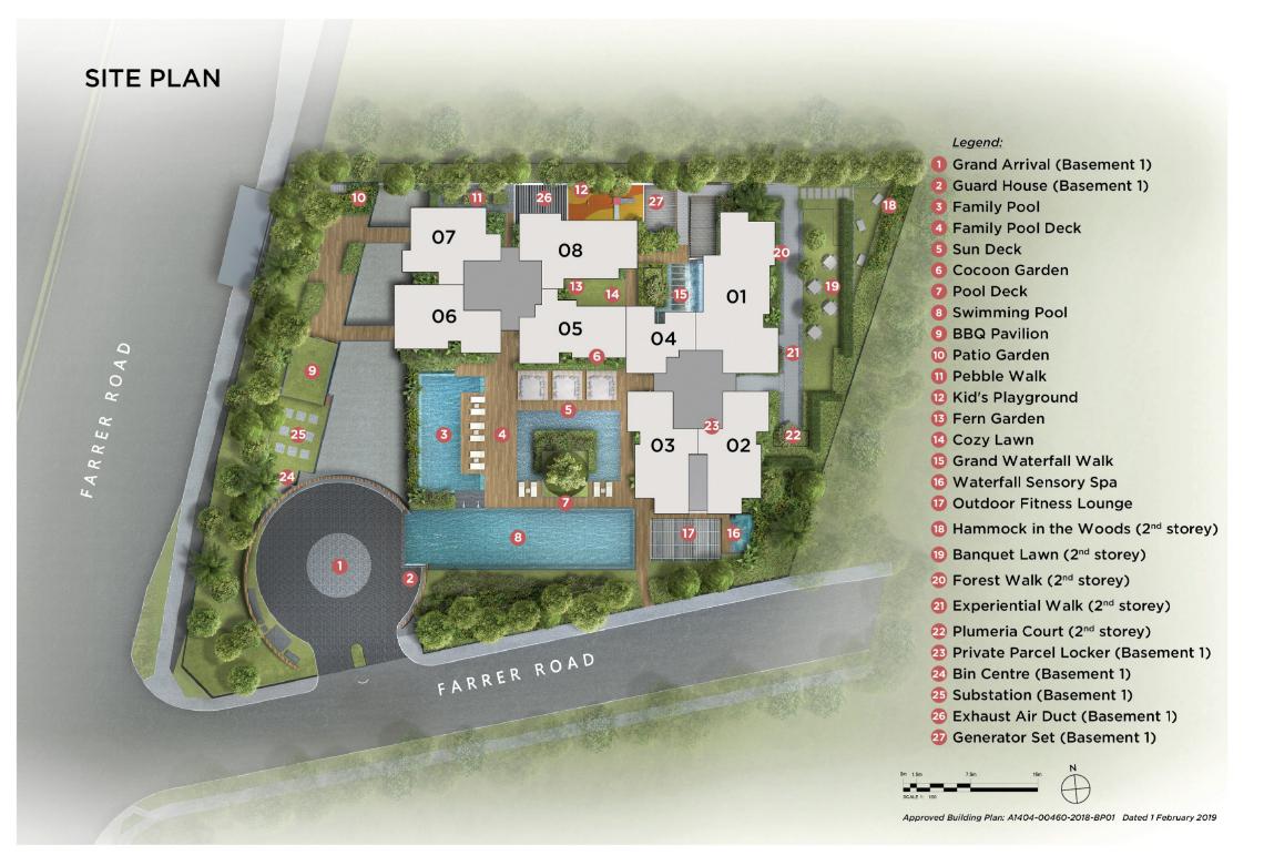 wilshire residences sglp66516405